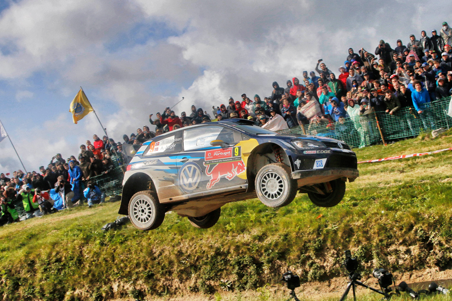 MIKKELSEN SECOND IN PORTUGAL, OGIER THIRD – AN IMPORTANT FOR VOLKSWAGEN IN THE WORLD RALLY CHAMPIONSHIP
