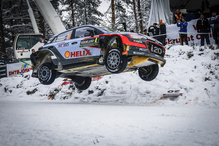 FIA WORLD RALLY CHAMPIONSHIP 2016 -WRC Sweden (SWE) -  WRC 11/02/2016 to 14/02/2016 - PHOTO :  @World