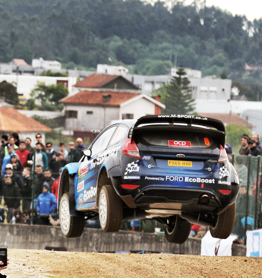 FIA WORLD RALLY CHAMPIONSHIP 2016 -WRC Portugal (POR) -  WRC 19/05/2016 to 22/05/2016 - PHOTO :  @World
