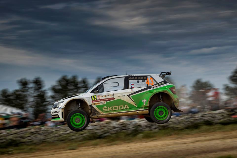 ONE-TWO AT THE RALLY ITALY: ŠKODA PASSES THE ULTIMATE TEST OF DURABILITY
