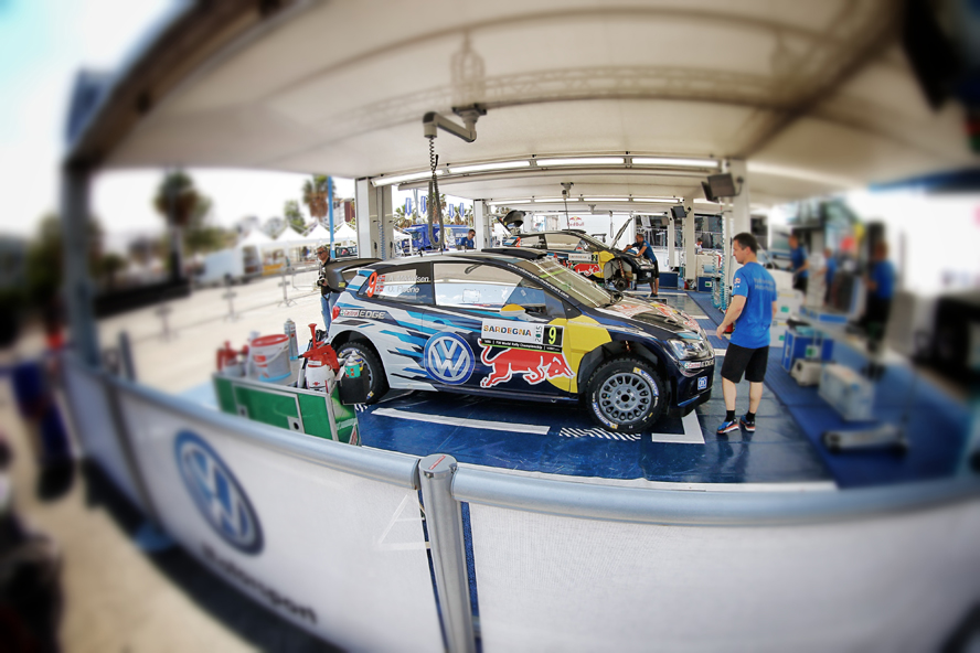 FIA WORLD RALLY CHAMPIONSHIP 2015 -WRC Italia Sardegna (ITA) -  WRC 11/06/2015 to 14/06/2015 - PHOTO :  @World