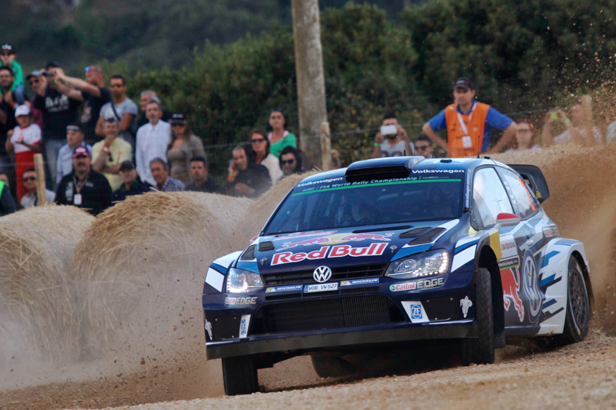 LATVALA PUSHES FOR THE LEAD ON SARDINIA – FINE TEAM PERFORMANCE FROM VOLKSWAGEN