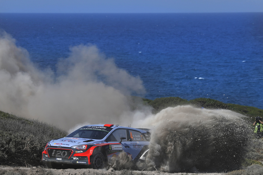 FIA WORLD RALLY CHAMPIONSHIP 2016 -WRC Italy Sardegna (ITA) -  WRC 09/06/2016 to 12/06/2016 - PHOTO :  @World