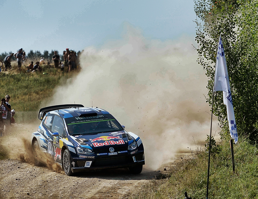 FIA WORLD RALLY CHAMPIONSHIP 2016 -WRC Poland (POL) -  WRC 30/06/2016 to 03/07/2016 - PHOTO :  @World