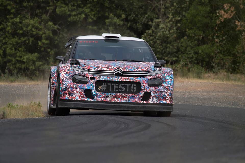 WORLD RALLY CAR 2017 MAKES ASPHALT DEBUT
