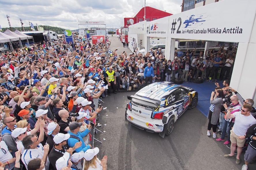 TIME FOR LIFT-OFF! VOLKSWAGEN DRIVERS IN TOP FORM AHEAD OF THE ...