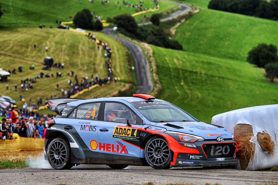 FIA WORLD RALLY CHAMPIONSHIP 2016 -WRC Deutschland (GER) -  WRC 18/08/2016 to 21/08/2016 - PHOTO :  @World