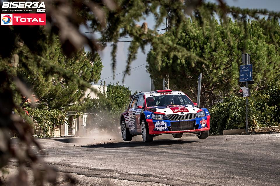 THE 39TH RALLY OF LEBANON SUMMARY BY KHALED KARAM – BISER3A