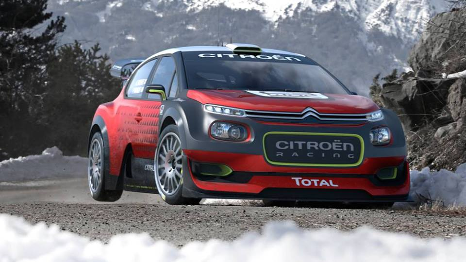 C3 WRC CONCEPT CAR: START YOUR ENGINES!