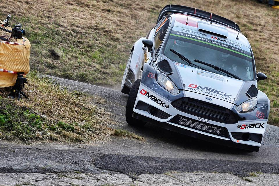 CORSICAN COMPETITION DEBUT FOR DMACK
