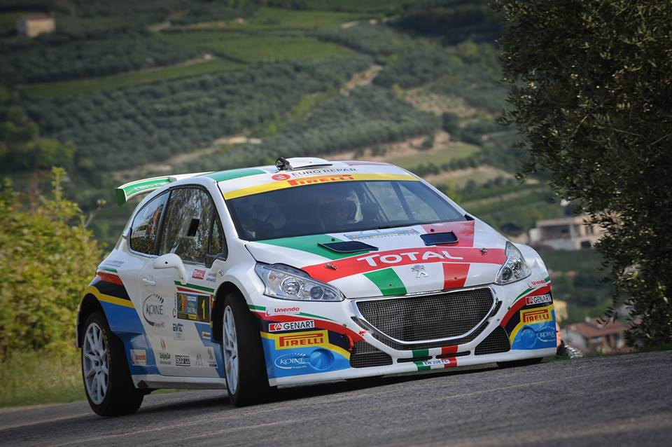34TH RALLY DUE VALLI. THE ITALIAN RALLY 2016 CHAMPIONSHIP DECIDER IN VERONA