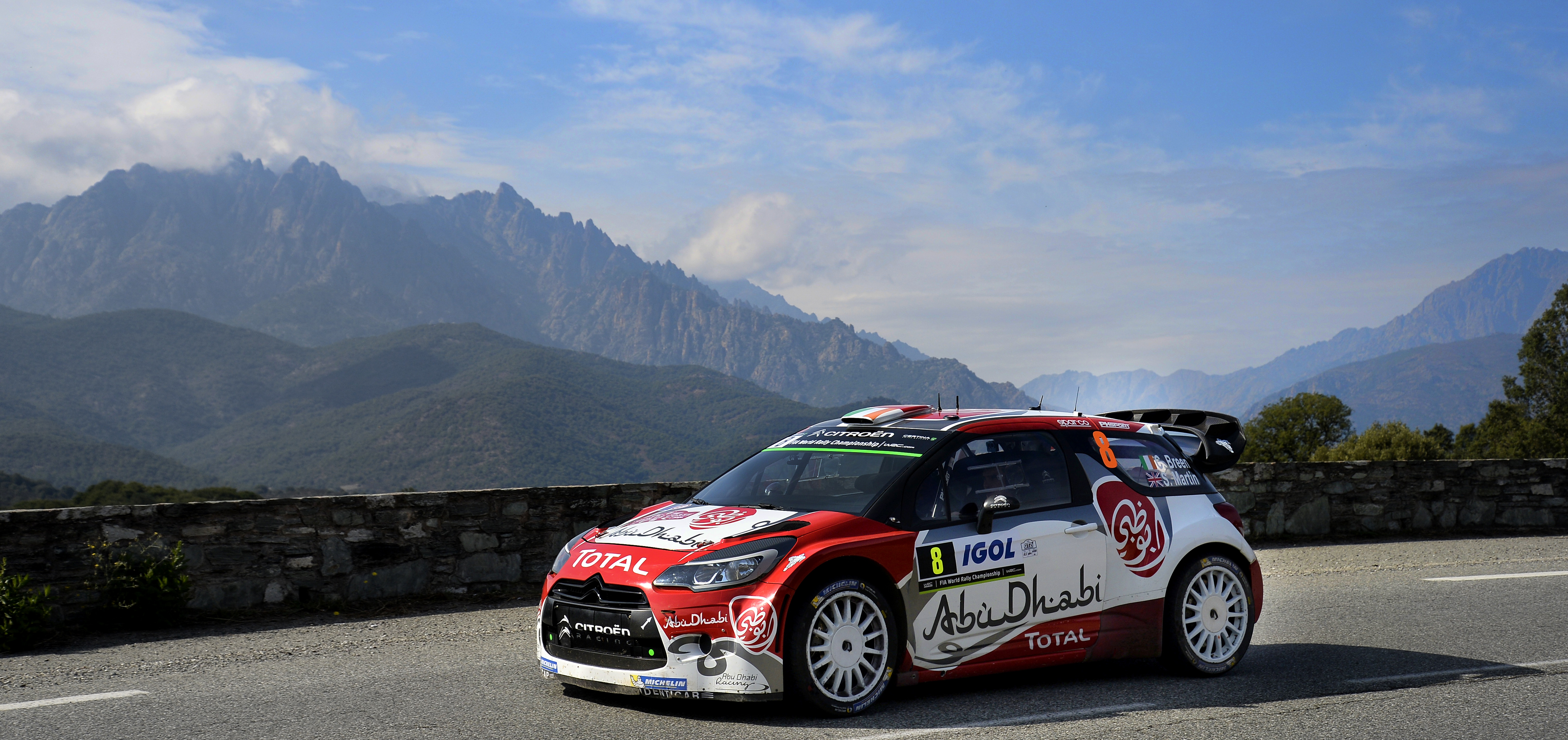 CRAIG BREEN REMAINS FIFTH AT TOUR DE CORSE