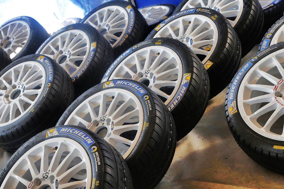 MICHELIN SIGNS NEW THREE-YEAR AGREEMENT WITH WRC