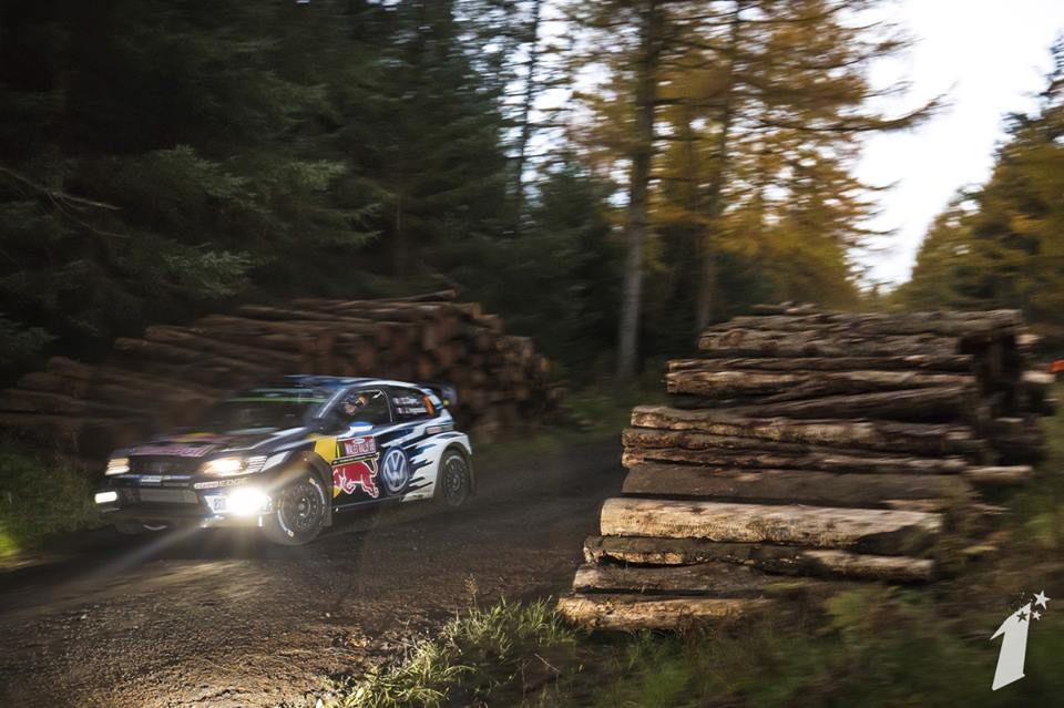 LEAD IN WALES – VOLKSWAGEN ON COURSE FOR TITLE WITH OGIER