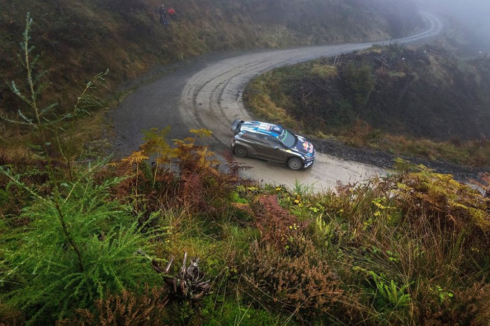 A PERFORMANCE WORTHY OF WORLD CHAMPIONS: VOLKSWAGEN DUO OGIER/INGRASSIA DEFEND THEIR LEAD IN WALES