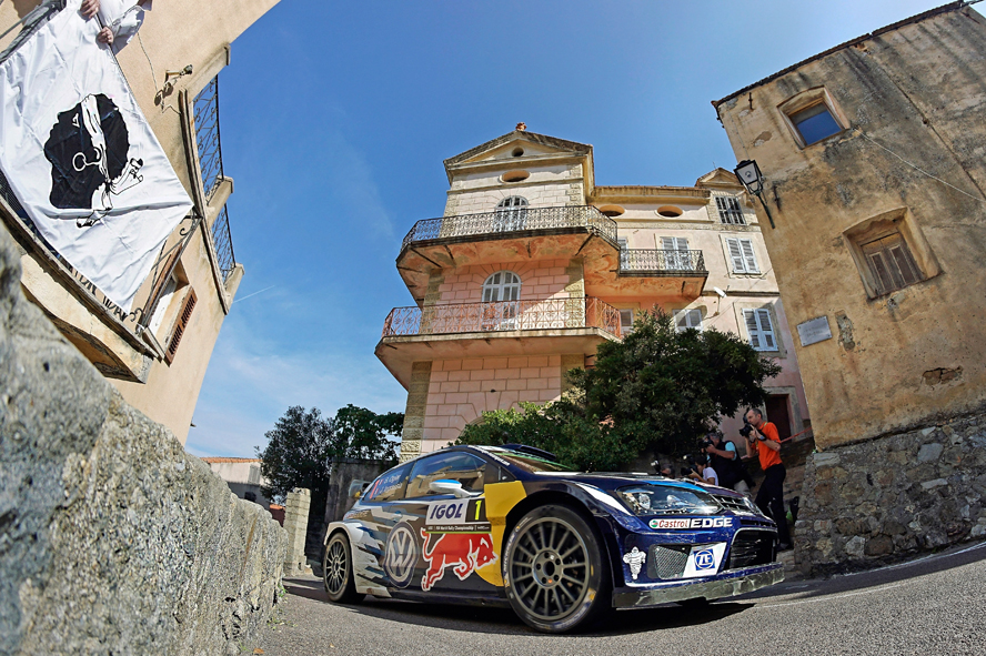 HUGE STEP TOWARDS WRC TITLE – OGIER/INGRASSIA CLAIM HOME WIN IN THE WORLD RALLY CHAMPIONSHIP