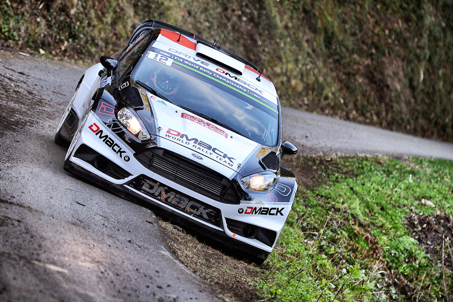 FIA WORLD RALLY CHAMPIONSHIP 2016 -WRC Tour de Corse (FRA) - WRC 28/09/2016 to 02/10/2016 - PHOTO : @World