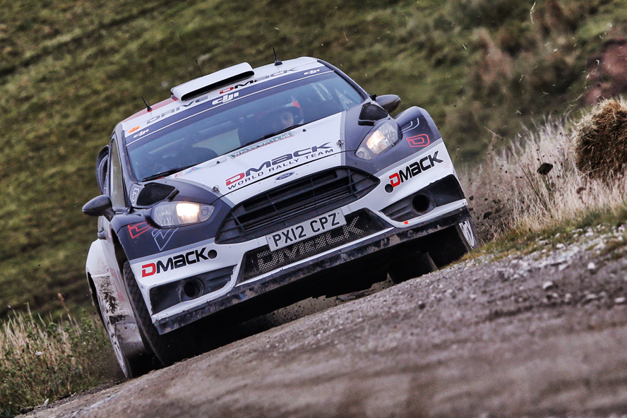 FIA WORLD RALLY CHAMPIONSHIP 2016 -WRC Wales GB (GB) -  WRC 27/10/2016 to 30/10/2016 - PHOTO :  @World