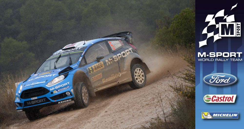 HOME SOIL BECKONS FOR M-SPORT