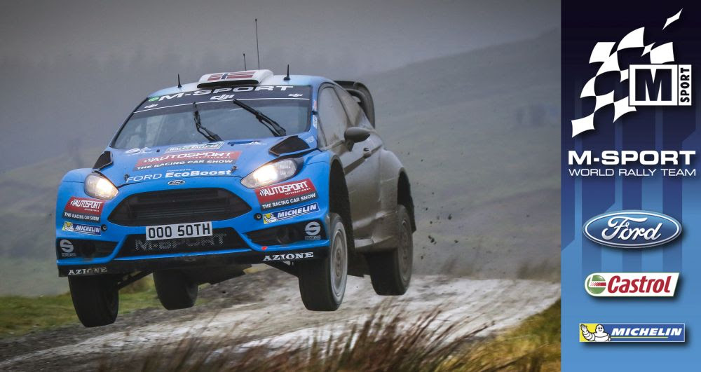 Mads Ostberg (NOR) / Jonas Andersson - Ford Fiesta RS WRC. Day two, 2012 Rally Mexico