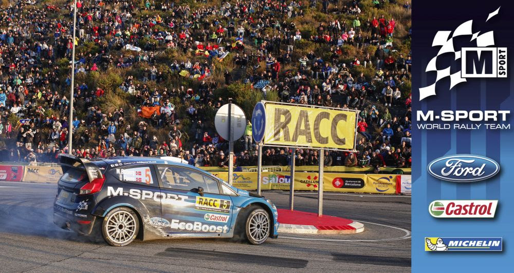 ØSTBERG TAKES FIFTH IN SPAIN