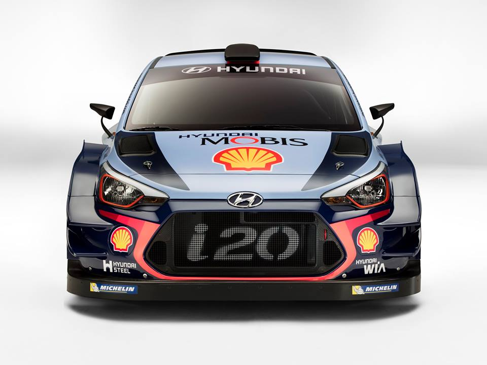 HYUNDAI MOTORSPORT UNVEILS NEW CAR FOR A NEW WRC ERA