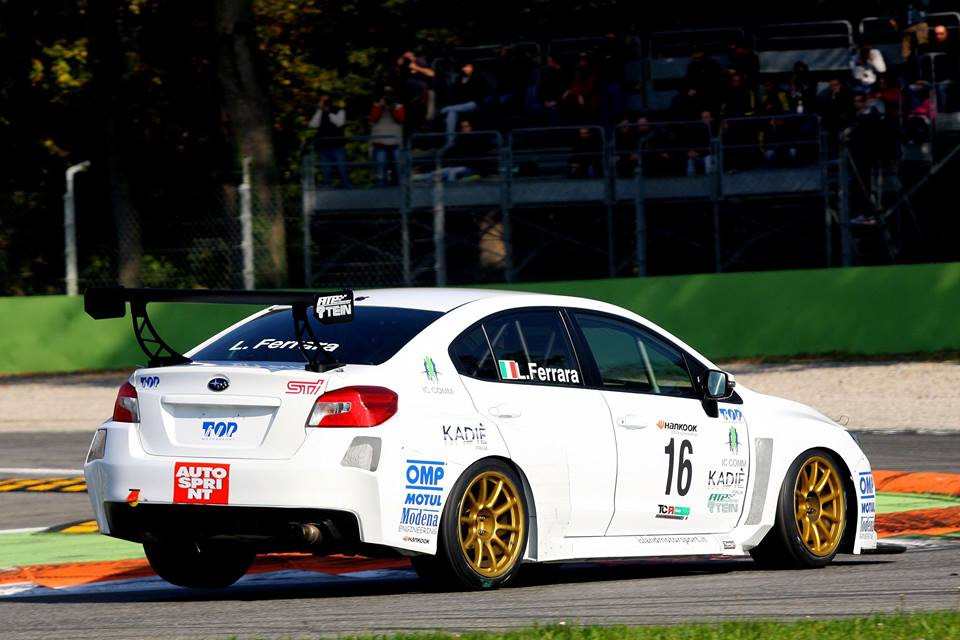 TOP-RUN & TEIN PRUEBAN LA SUBARU EN MUGELLO