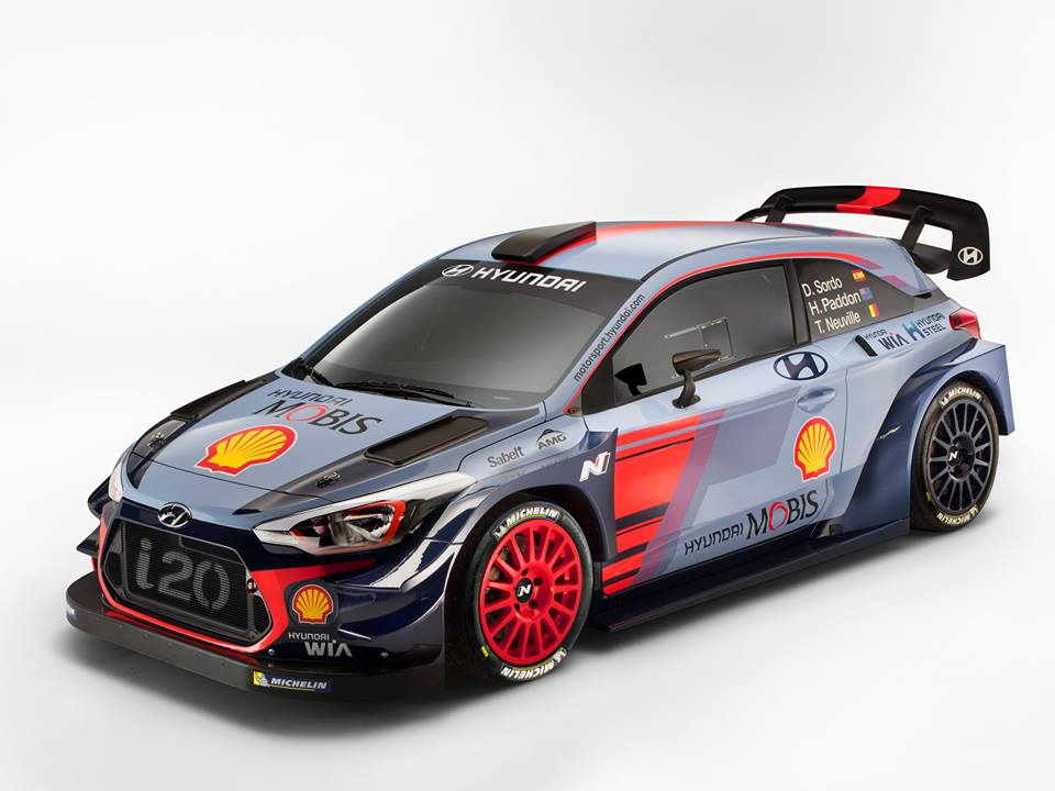 HYUNDAI i20 COUPE WRC READY FOR COMPETITIVE DEBUT AT RALLYE MONTE-CARLO