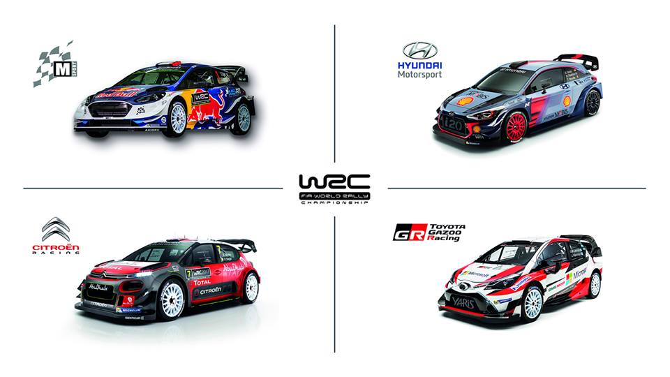NEW CARS, NEW TEAMS, NEW RULES: NEW WRC ERA IS READY FOR BLAST-OFF IN MONTECARLO!