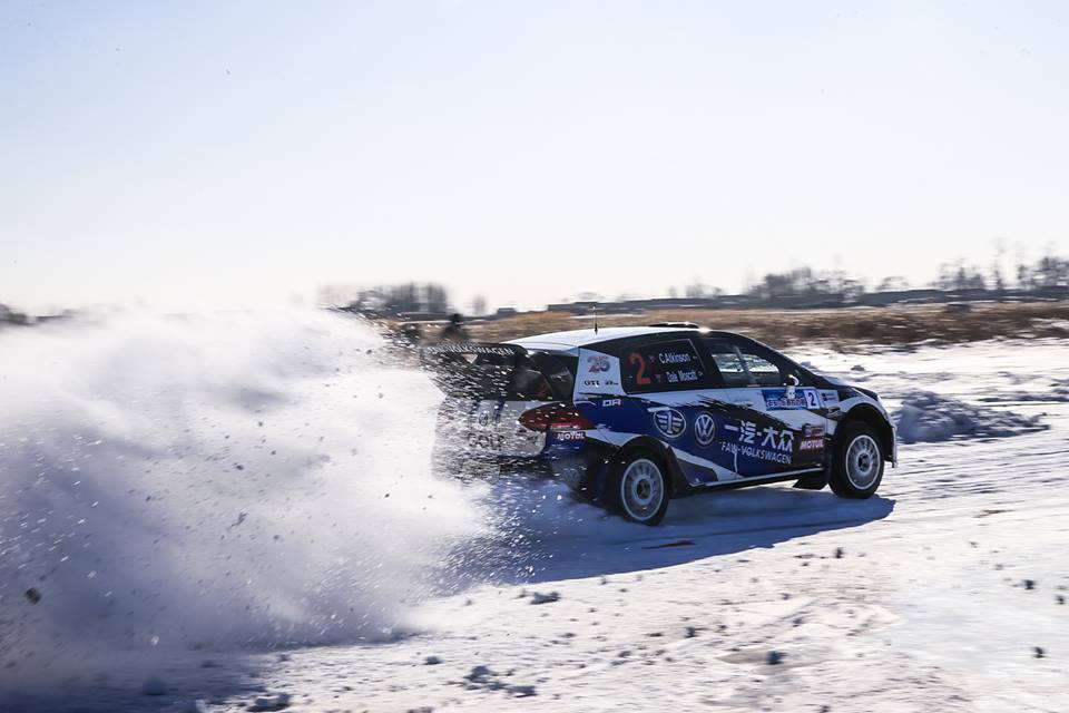 CHAMPIONS AGAIN: WOW GOLF 7 SCRC NEW GENERATION 2017 – FAW-VW RALLY TEAM AND PRODRIVE WINNERS IN CHINA