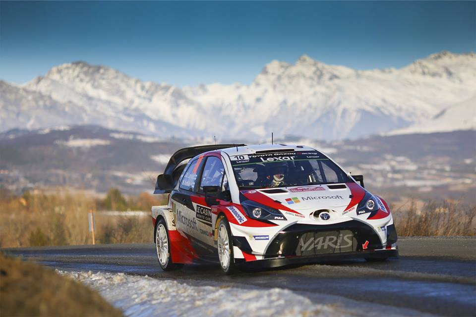 TOYOTA DRIVERS READY FOR ACTION AFTER SUCCESSFUL SHAKEDOWN