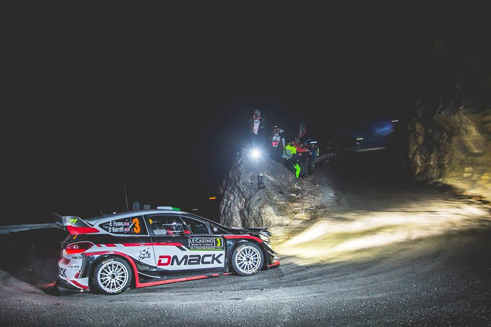 DMACK ROLLS OUT NEW STUDDED TYRE FOR SWEDEN