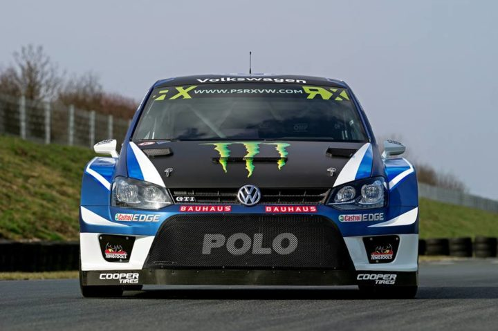 A POLO GTI WITH ADDED BITE FOR PETTER AND JOHAN