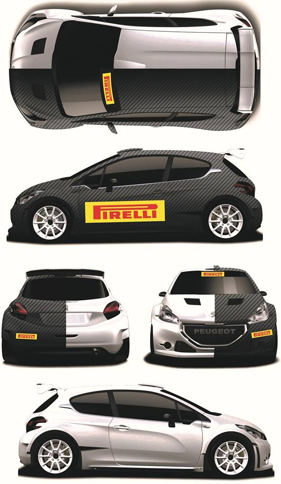 PIRELLI BACKS YOUNGEST-EVER FACTORY DRIVER IN RALLYING