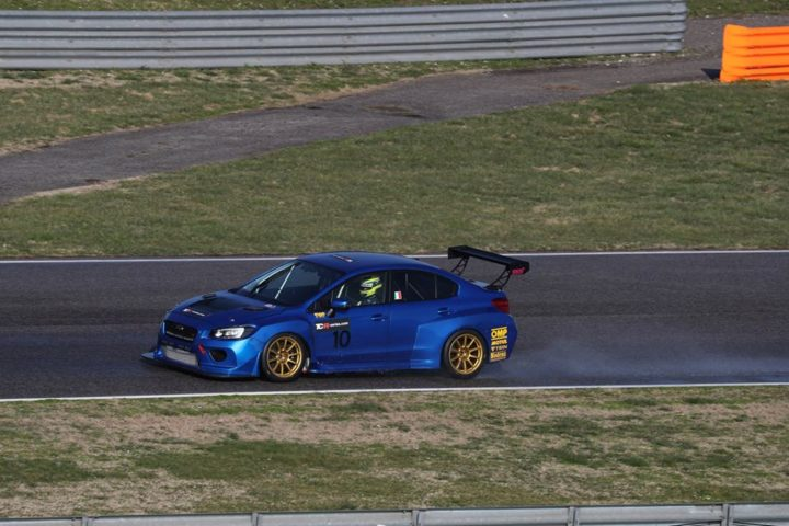 BOP TEST BEGINS AT ADRIA INTERNATIONAL RACEWAY