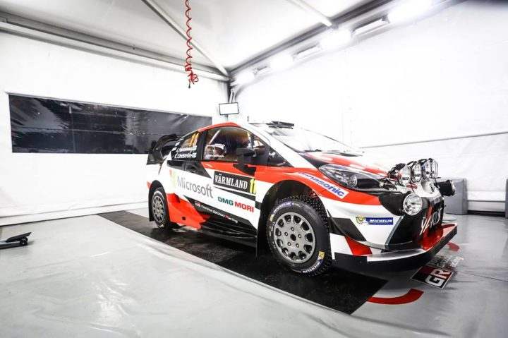 TOYOTA GAZOO RACING READY FOR MEXICO'S TESTING GRAVEL ROADS