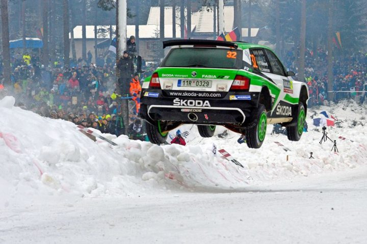 ŠKODA MOTORSPORT READY FOR TOUGH TEST AT THE RALLY MÉXICO