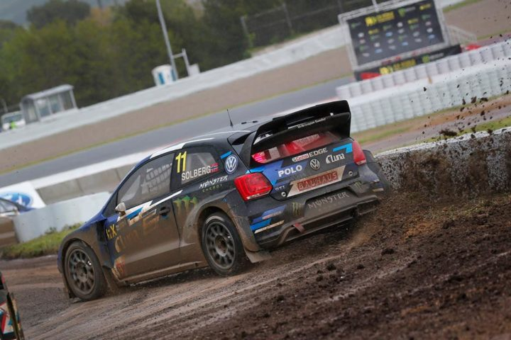 SUCCESSFUL DEBUT FOR PSRX VOLKSWAGEN IN BARCELONA