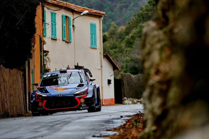 HYUNDAI MOTORSPORT CREWS TARGET TARMAC GLORY AT TOUR DE CORSE