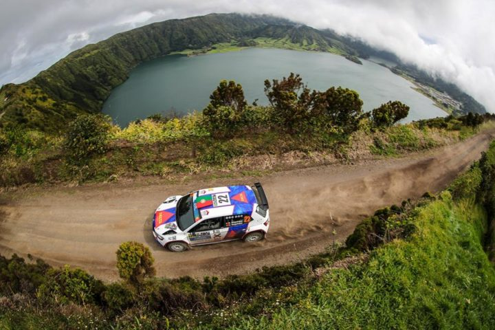 NEW ERA BEGINS ON A HIGH: ERC JUNIOR CHAMPION GRIEBEL STEPS UP AND STARS, MAGALHÃES IS MAGIC IN THE AZORES