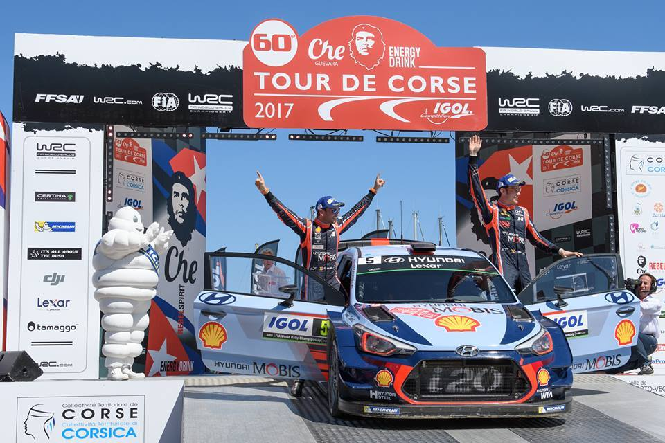 HYUNDAI MOTORSPORT SCORES VICTORY AND DOUBLE PODIUM IN ...