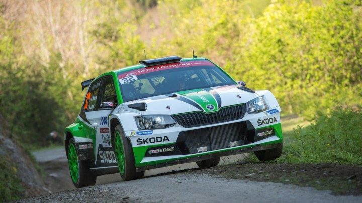 ANDREAS MIKKELSEN AND ANDERS JAEGER WITH CONVINCING LEAD