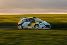 ERC A TARGET FOR NEW HOLZER R5 CORSA
