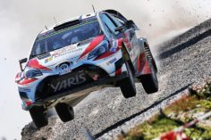 A TWIST AT THE END OF FRIDAY ON A DEMANDING RALLY PORTUGAL