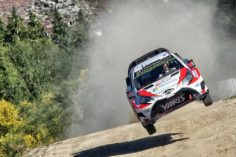 ALL THREE YARISS IN TOP 10: POWER STAGE POINTS FOR LAPPI ON DEBUT