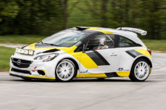WORLD DEBUT FOR HOLZER R5 CORSA IN PORTUGAL