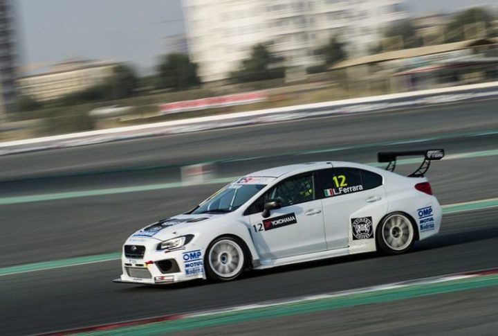 SEASONAL DEBUT FOR THE TOP RUN SUBARU WRX TCR