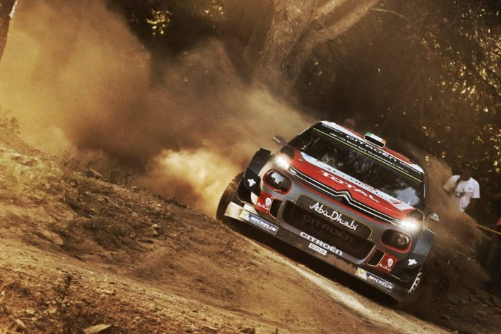 CITROËN RACING ALREADY FOCUSING ON POLAND