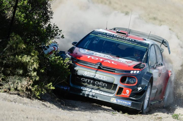 MIKKELSEN GETS TO GRIPS WITH THE CITROËN C3 WRC