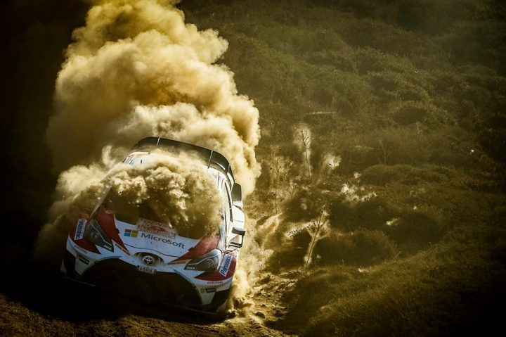 TOYOTA GAZOO RACING ACCELERATES ONTO SUPER-FAST POLISH STAGES
